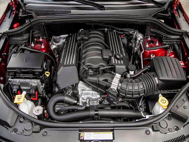 2016 Chevy El Camino Engine