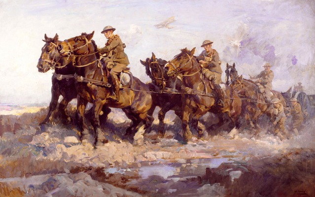 Gurney Journey H Septimus Power S Horse Paintings