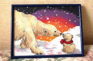Белые медведи Алиса