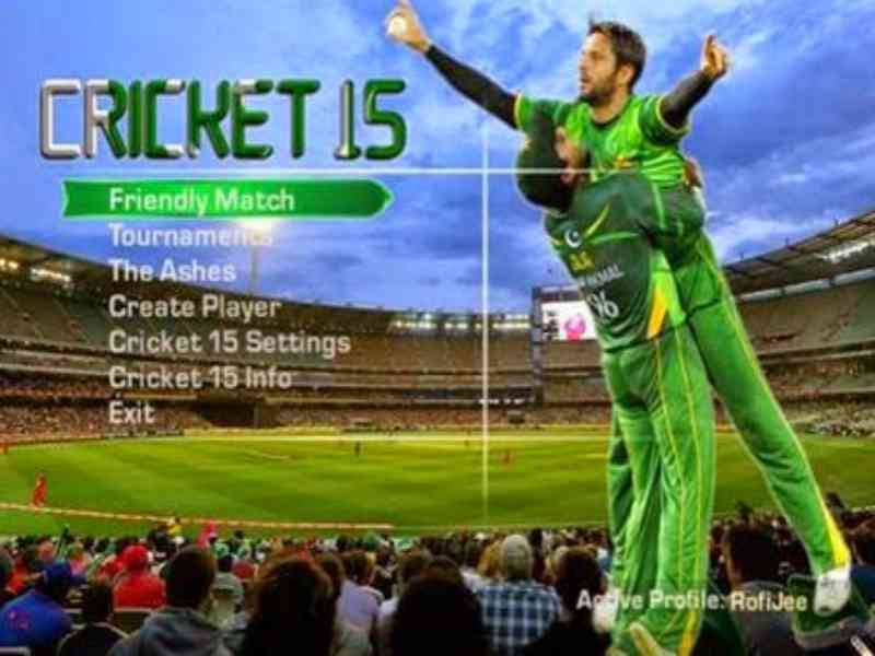 ea cricket 2015 pc game setup download