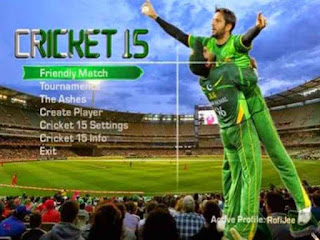 EA Sports Cricket 2015 Game Free Download