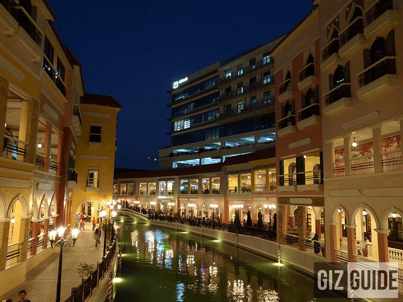 Evening shot using HDR+