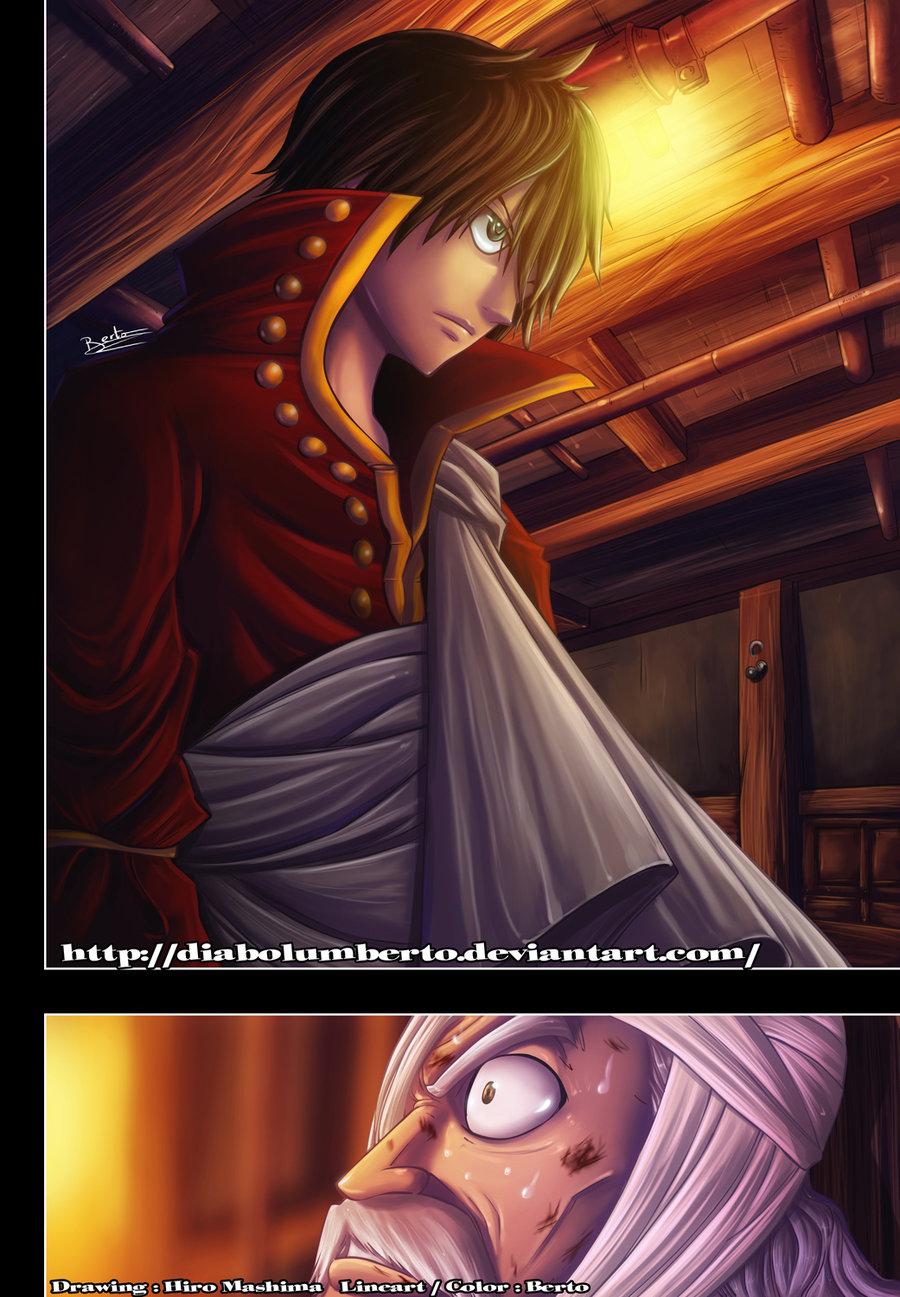 Fairy Tail chap 250 trang 20