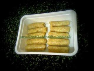 Walnut Rolls - Nut Rolls
