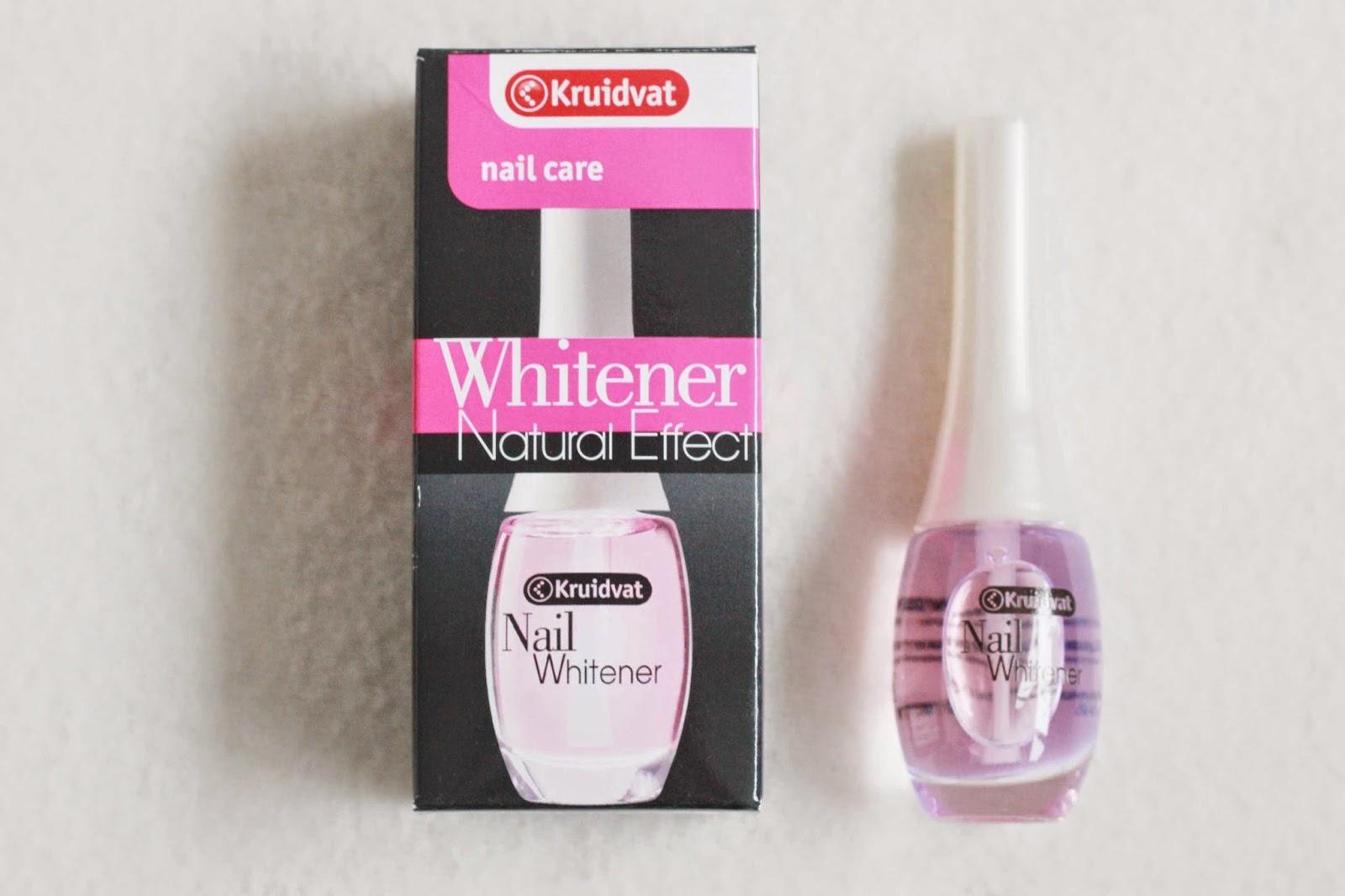 Kruidvat Whitener voor nagels