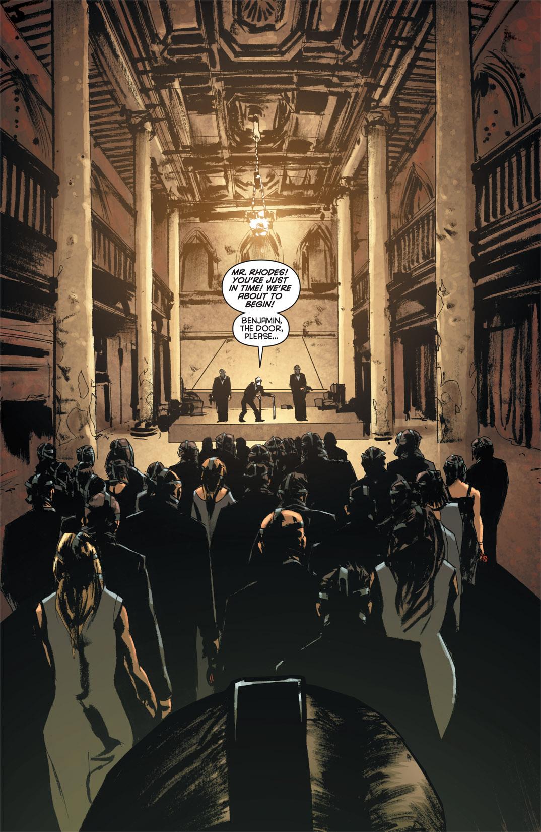 Detective Comics (1937) 872 Page 15