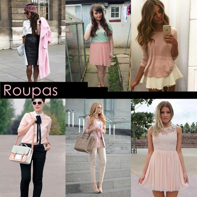 moda rosa, look rosa, roupa rosa, blusa rosa, clothes pale pink, pastel pink, rosa pastel, rosa bebe