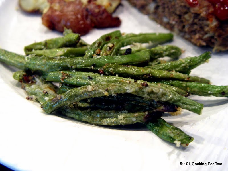 Parmesan Green Beans The Kitchen Food Network