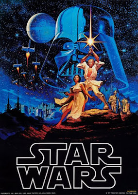 Star Wars poster, Brother Hildebrandt