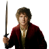 PNG Bilbo Bolseiro (Hobbit)