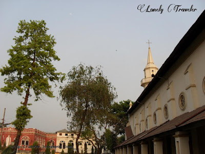 Patharghata Catholic Church - Chittagong