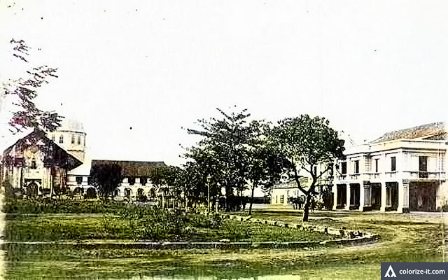 The Roundup of Katipunan Sympathizers and Two Other Stories set in Batangas Town in the Late 19th Century
