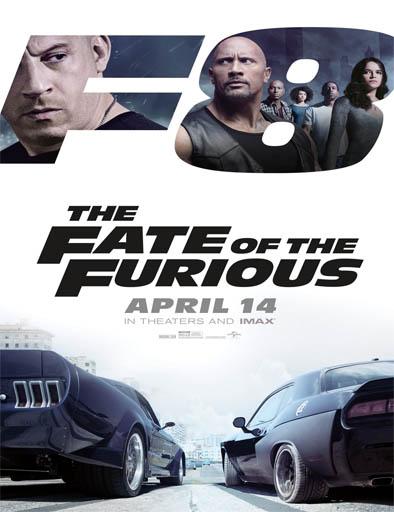 Ver Rápidos y Furiosos 8 (Fast & Furious 8) (2017) Online