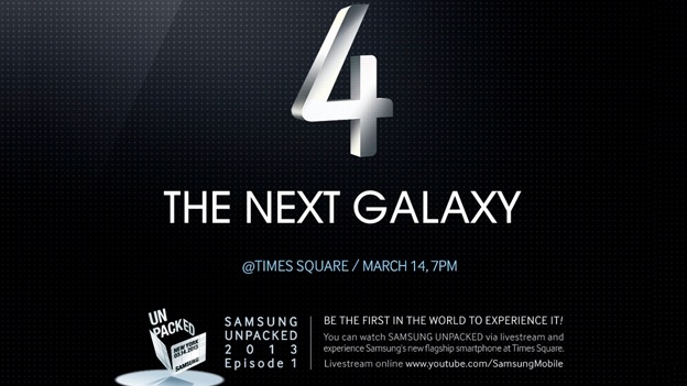 Samsung's Galaxy S4: What May Come on March