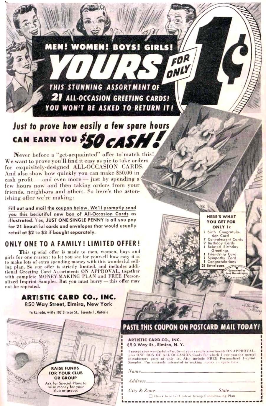 Strange Adventures (1950) issue 54 - Page 35