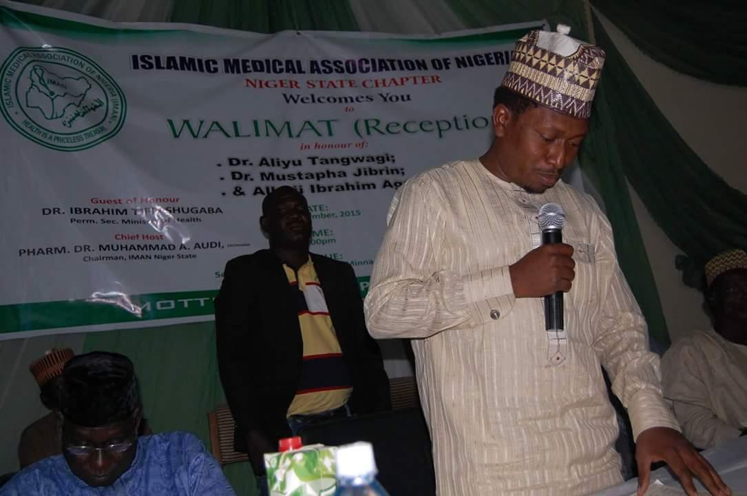 Image result for Dr Mustapha Jibrin NIGER