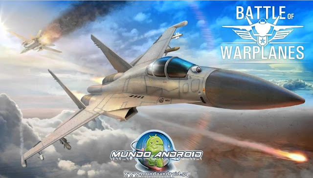 Battle Of Warplanes: COMBATES