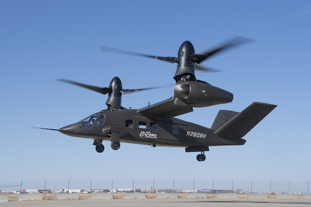 Bell V-280 Valor tiltrotor first flight