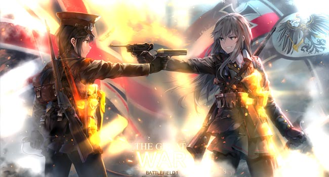 Battlefield Anime Wallpaper Engine Download Wallpaper