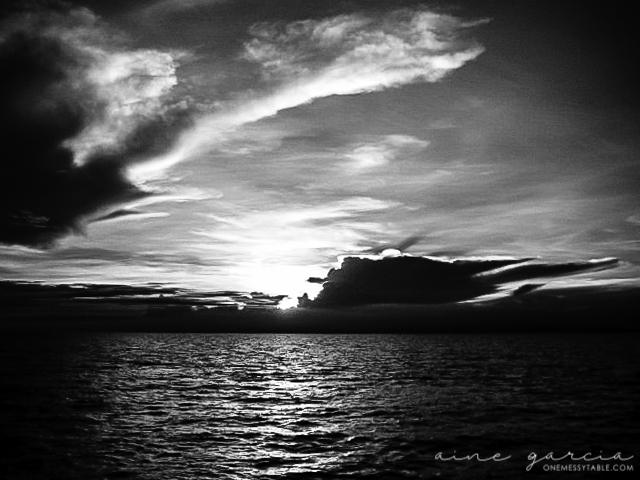 12.29.14 | Cebu Strait, Philippines | Photo by Aine Garcia