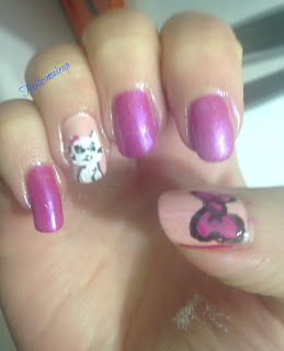 marie_the_aristocats_nail_art