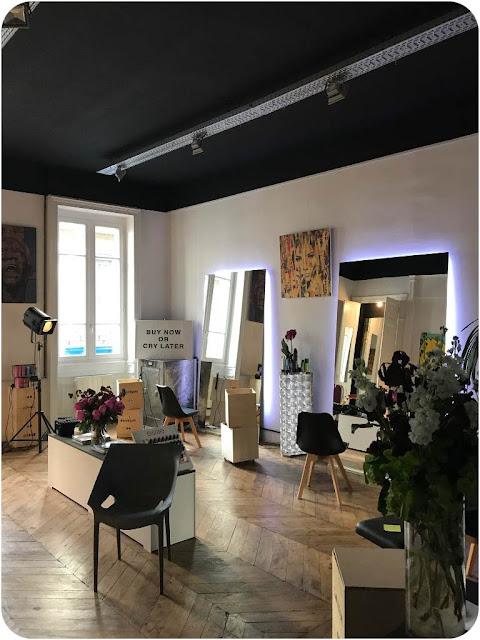 Salon de coiffure No Name Lyon