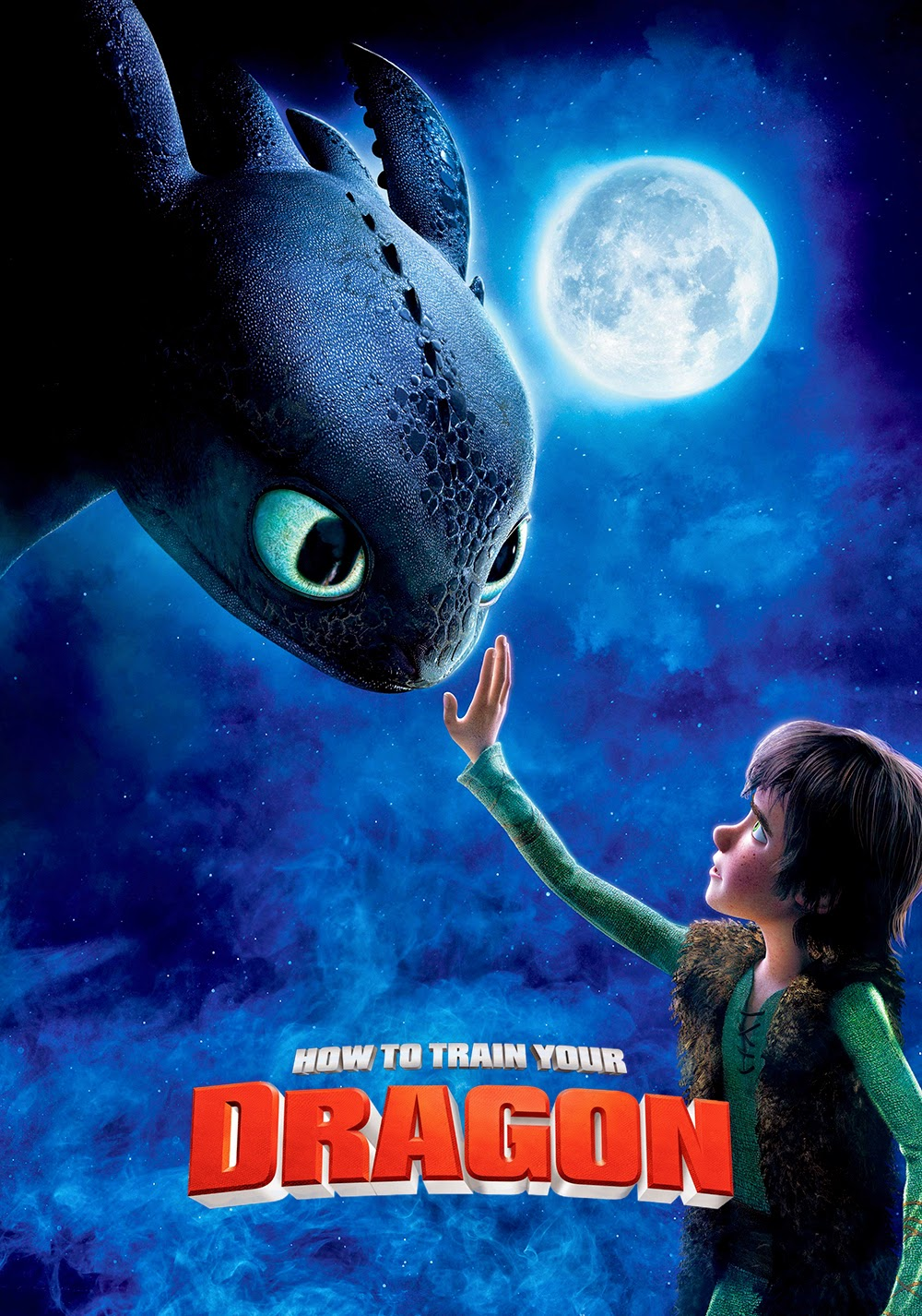 Review Film How to Train Your Dragon (2010)