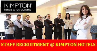 New Jobs Vacancies At Kimpton Hotels