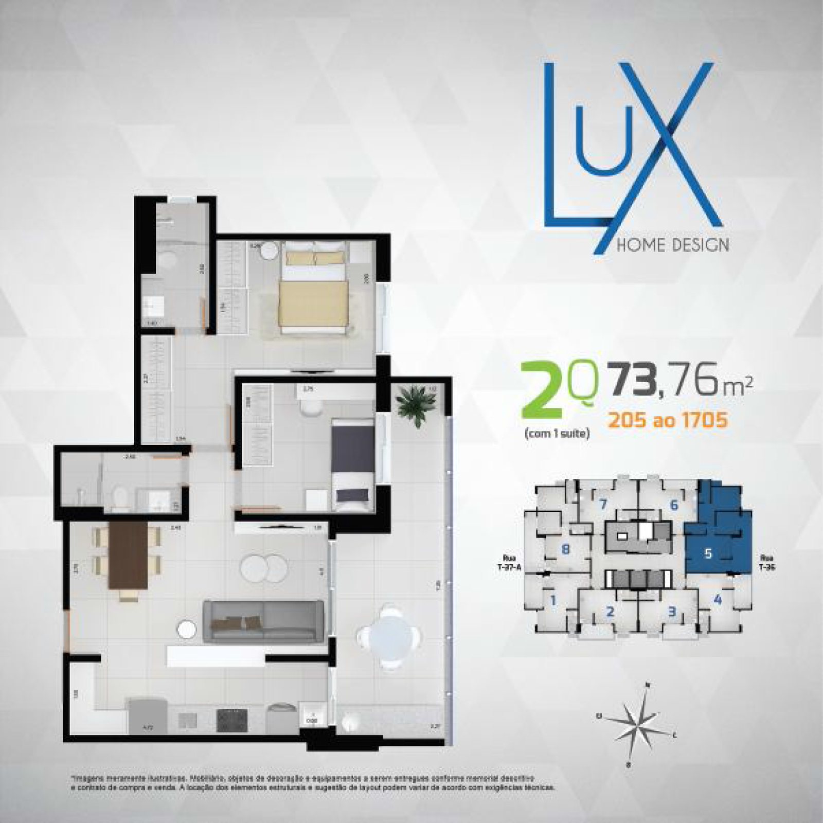 Lux home design goiania home review co for Lux home design