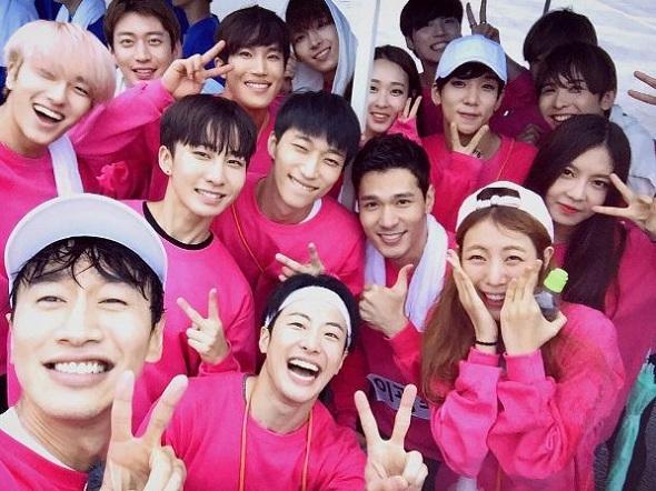 gugudan, KNK, MADTOWN, Monsta X, VIXX, dan Lainnya Ratusan Bintang Idol Ramaikan 'Running Man' Mendatang!
