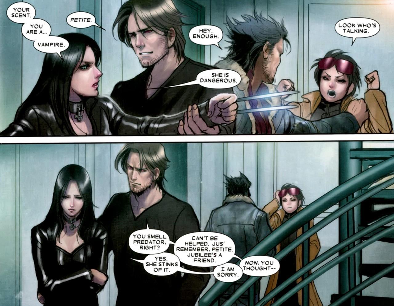 X-men Supreme: X-23 #10 - Making Teen Angst Awesome X 23 Gambit