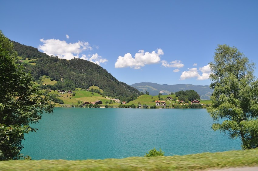 Interlaken y alrededores