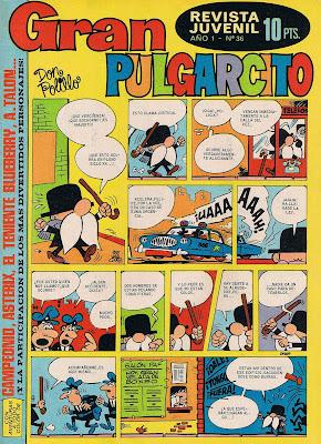 Don Polillo, Gran Pulgarcito nº 36 (29 de septiembre de 1969)