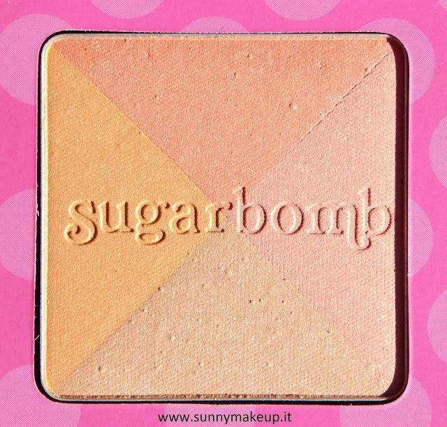 Benefit - Real Cheeky Party Kit. Blush Sugarbomb.