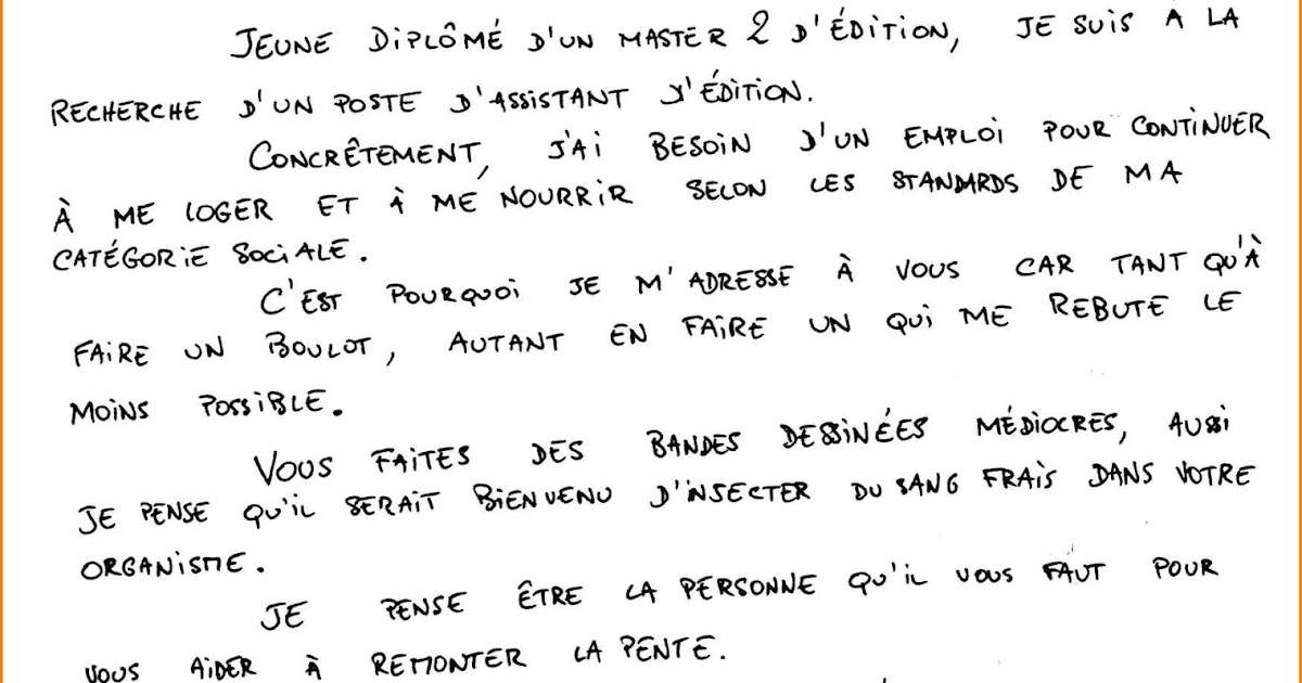 Demande Manuscrite Adressee A Monsieur Le Doyen Inscription Au