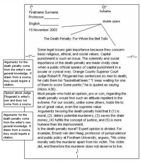 Quote Reference Format Mla | Resume Pdf Download