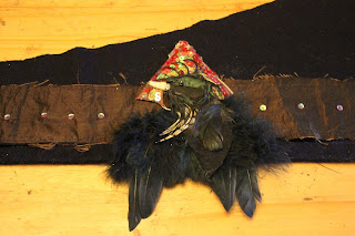 Gothic witch's hat project in the planning