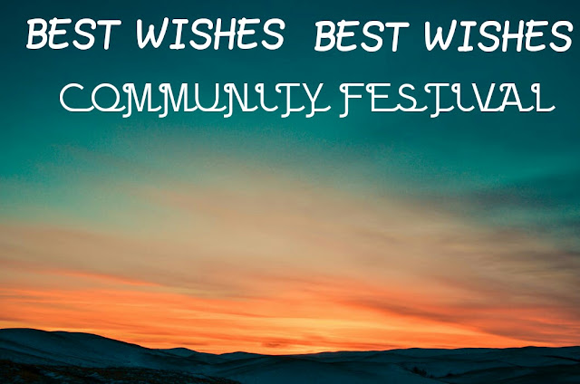 UK COMMUNITY FESTIVAL