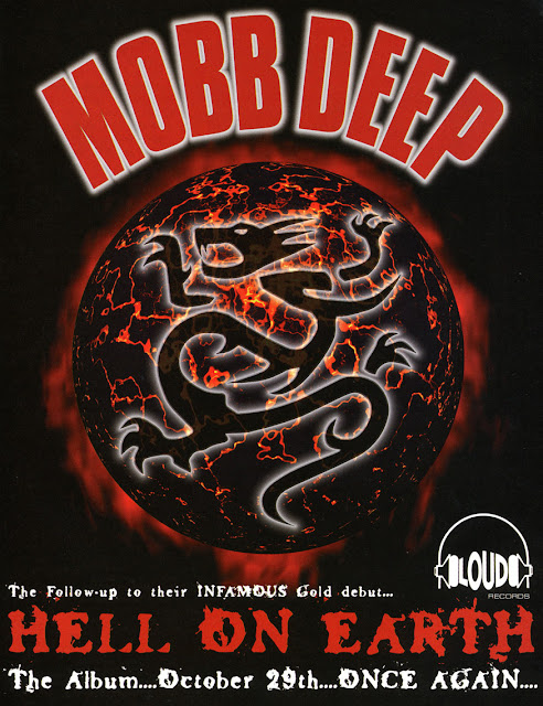 Mobb deep hell on earth (cd, album, reissue) | discogs.