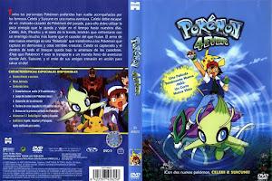 Pokemon Pelicula 4 - Celebi, La Voz Del Bosque audio Latino - Avi - Mega - Zippyshare - Openload