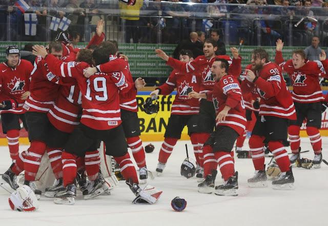 HOCKEY HIELO - Mundial masculino 2016 (Rusia): el joven McDavid fue el héroe en la defensa del título de Canadá