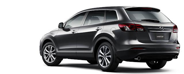 Mazda CX9 2016 hiện đang được phân phối tại Việt nam với giá bán 1,855 tỷ
