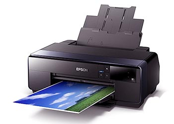 Epson SureColor P600 Inkjet Printer Review