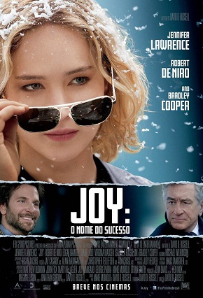 Joy: O Nome do Sucesso - Full HD 1080p - Legendado