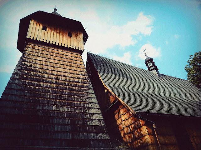 Sentymentalny trip sierpniowy, a zaduma wanitatywna z okazji, że jesień dyszy w kyrk.