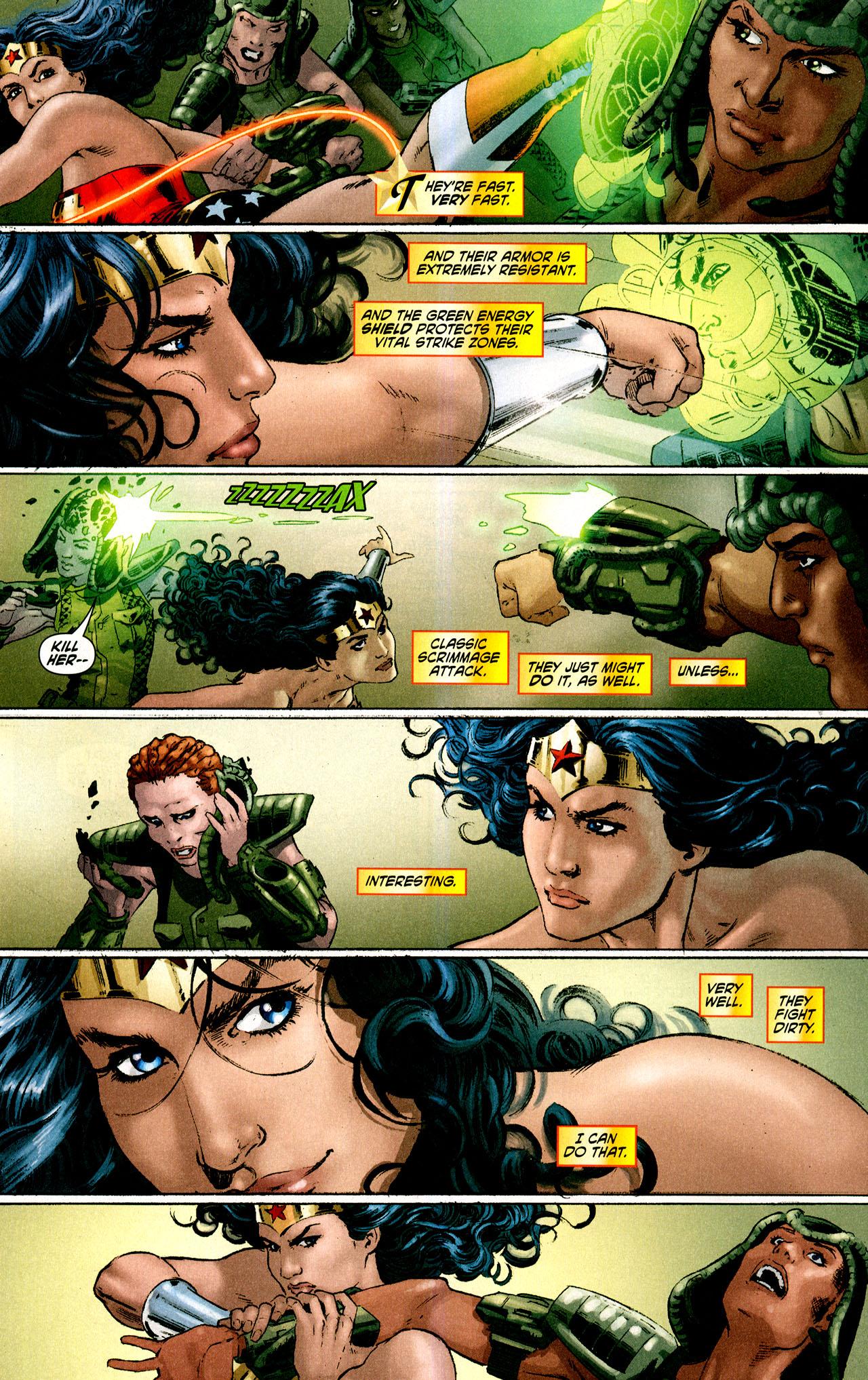Read online Wonder Woman (2006) comic -  Issue #43 - 13