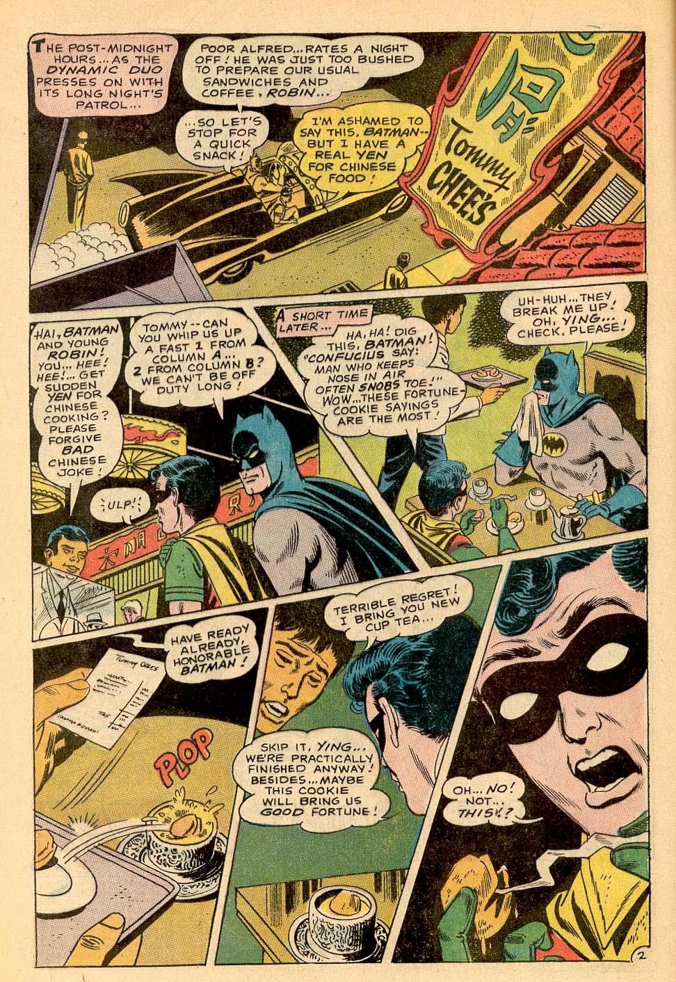 Detective Comics (1937) 383 Page 3