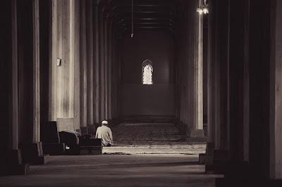 Itikaf 3 hari di masjid