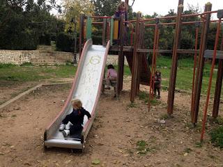 Parc del Calvari, la Font d'En Carròs