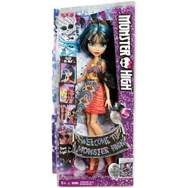 MH Welcome to Monster High Cleo de Nile Doll